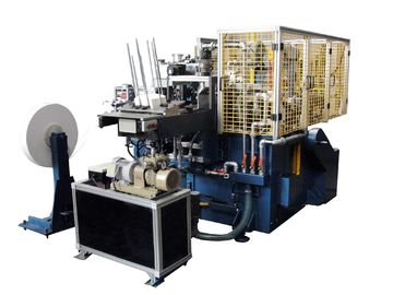 China SCM-120 120pcs/min High Speed Disposable Cup Making Machine With Automatic Lubricating supplier