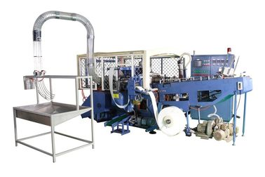 China SCM-H1 35kw Rated Power High Speed Automatic Paper Bowl Machine / Equipment with Heating System Sealing distributor